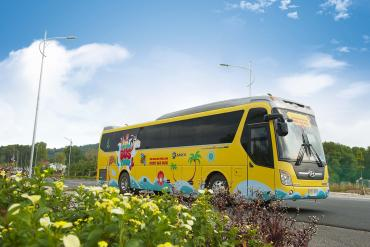 Introducing Phu Quoc Bus Tour service in Russian