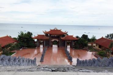 Ho Quoc Pagoda